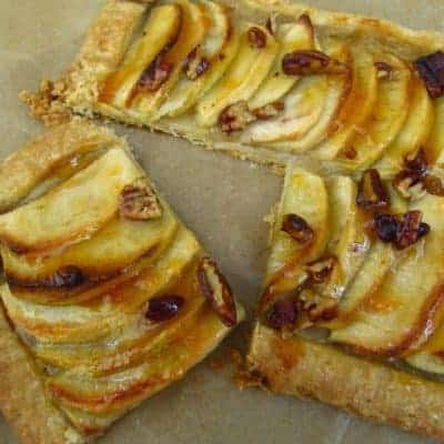 Apple Pecan Tart Recipe