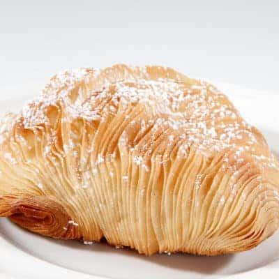 Sfogliatella – Lobstertail Pastry