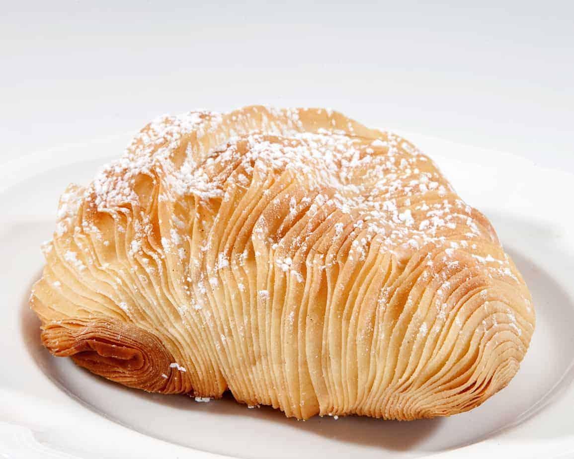 Sfogliatella - Lobstertail Pastry - One Hot Oven