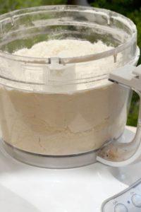 Blending-flour
