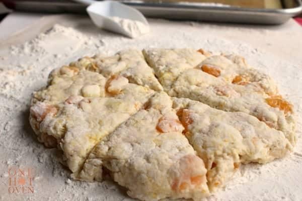 Mandarin-orange-scone-dough