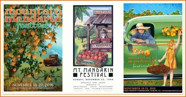 Mountain-Mandarin-Festival-Posters