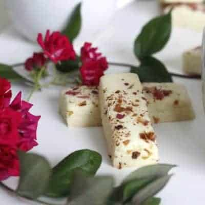 Tender Rose Petal Shortbread Simple and Sophisticated – GF