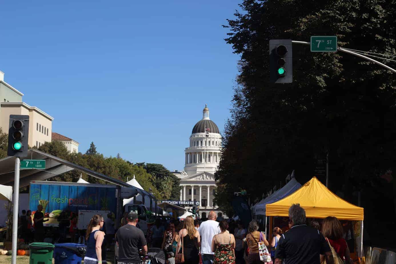 The Sacramento Captitol