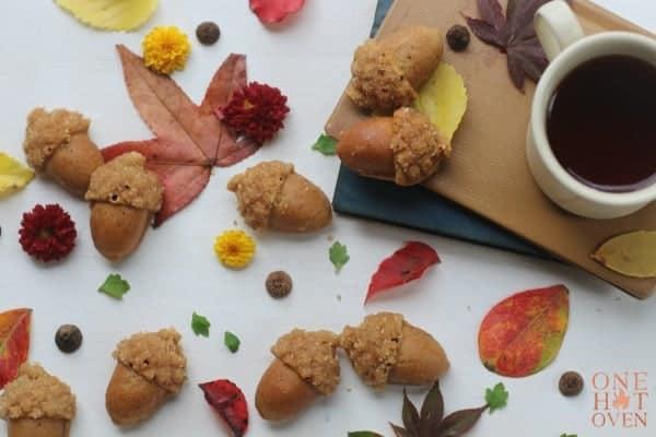 acorn cakes