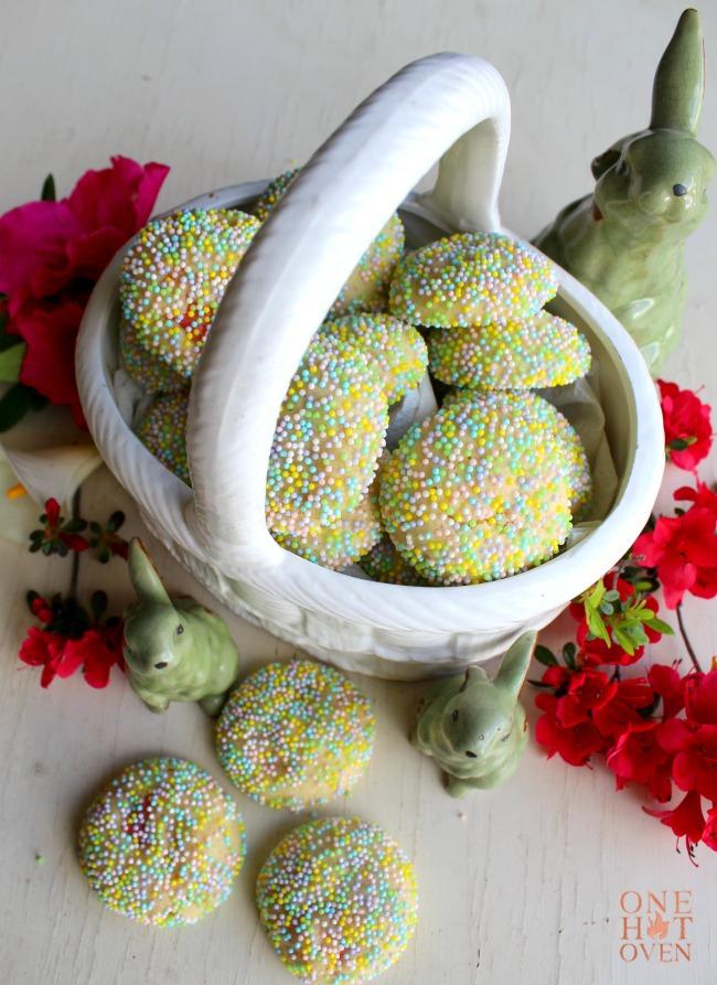 Easter Surprise Inside Cookies