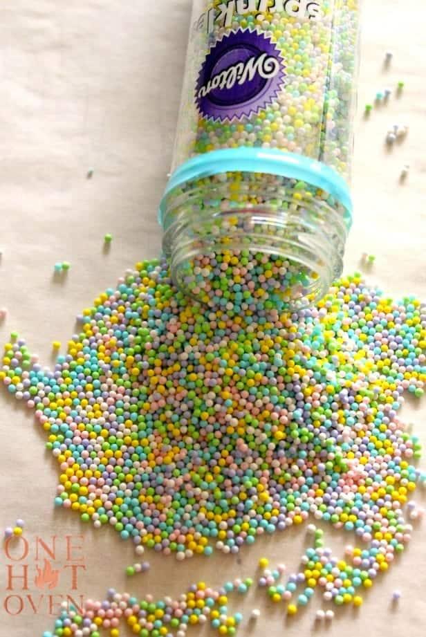 Wilton Pastel Sprinkles