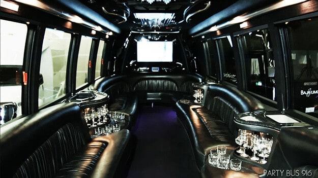 Sacramento Party Bus
