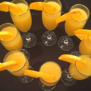 Chiliean Clementine Cocktail