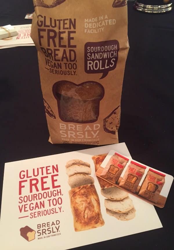 Srsly Gluten Free Bread