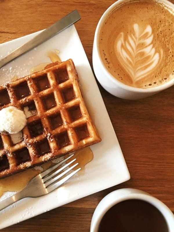 the-mill-Waffle-and-latte