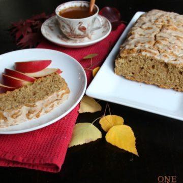 Spiced Apple Cider Oatmeal Bread