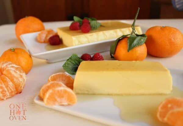 Mandarin-Orange-Creme-Caramel