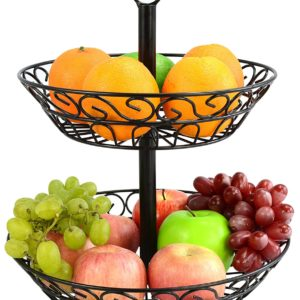 Metal-Fruit-Basket