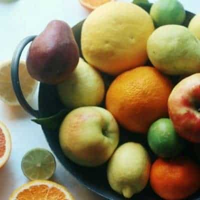 Six Fruits That Are In Season In January