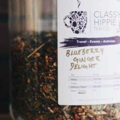 Sacramento Coffee and Tea: The Series ~ Featuring Classy Hippie Tea