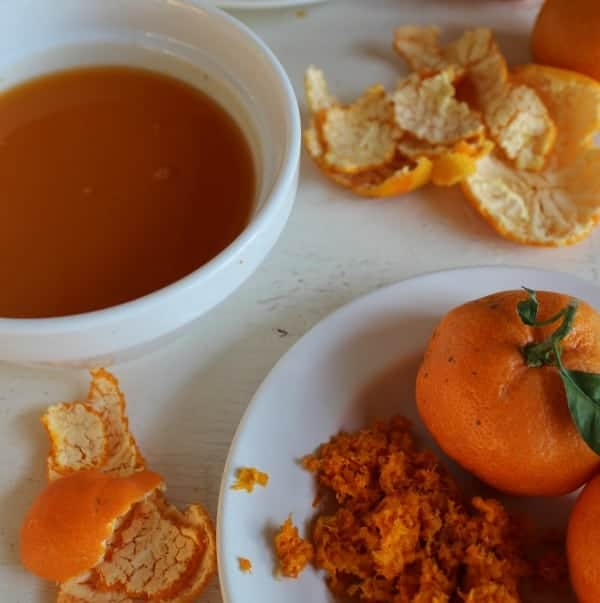 Juiced-and-grated-mandarins