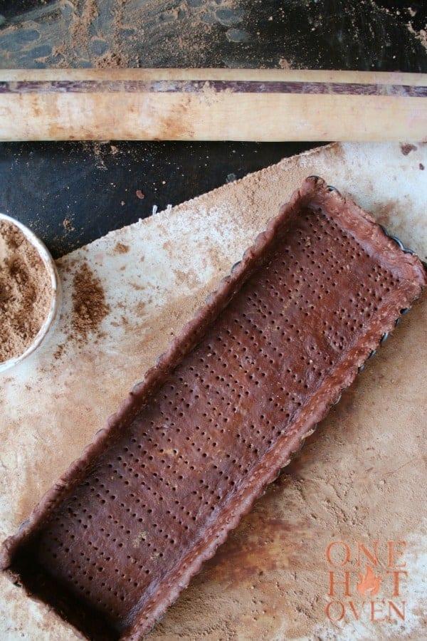 Chocolate-Tart-Crust