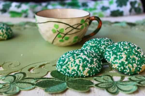Mint Surprise Inside Cookies