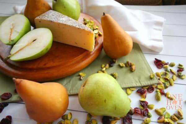 Bosc and Anjou Pears