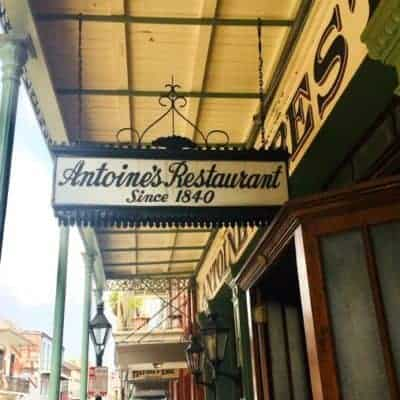 A Historic French Quarter Food Tour