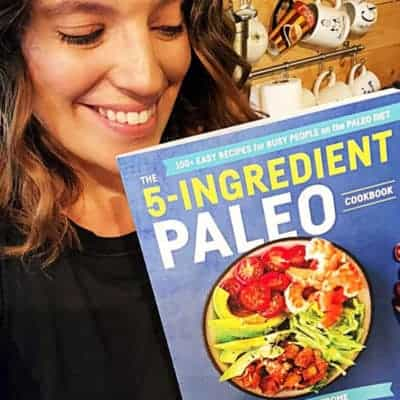 5-Ingredient Paleo Cookbook Review