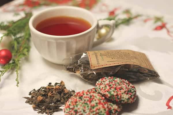 SerendipiTea and Cookies