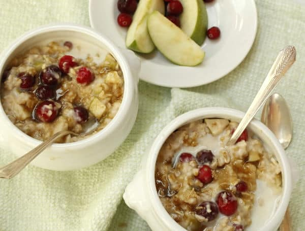 Creamy Spicy Oatmeal