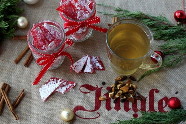 Cinnamon Candy and Tea