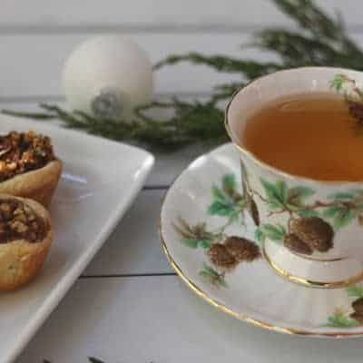 The 12 Days of Christmas Tea Pairings