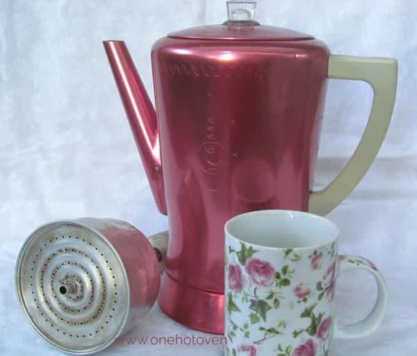 Flavo-Matic Coffee Pot