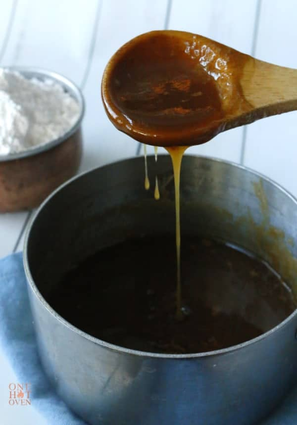Cooking-caramel