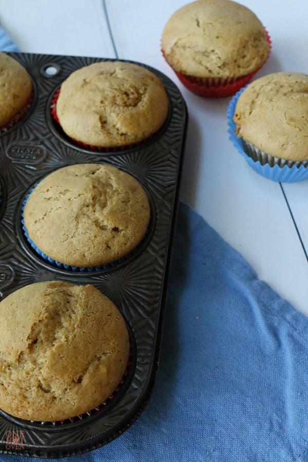 baked-peanut-butter-cupcakes