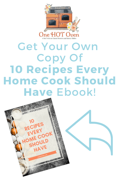 The One Hot Oven Ebook