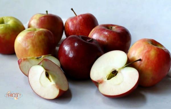 Winter apples, Romes, Honeycrisp, Pink Lady, Braebur