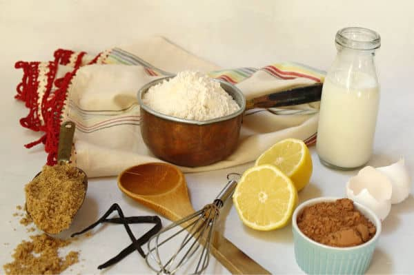 baking substition ingredients