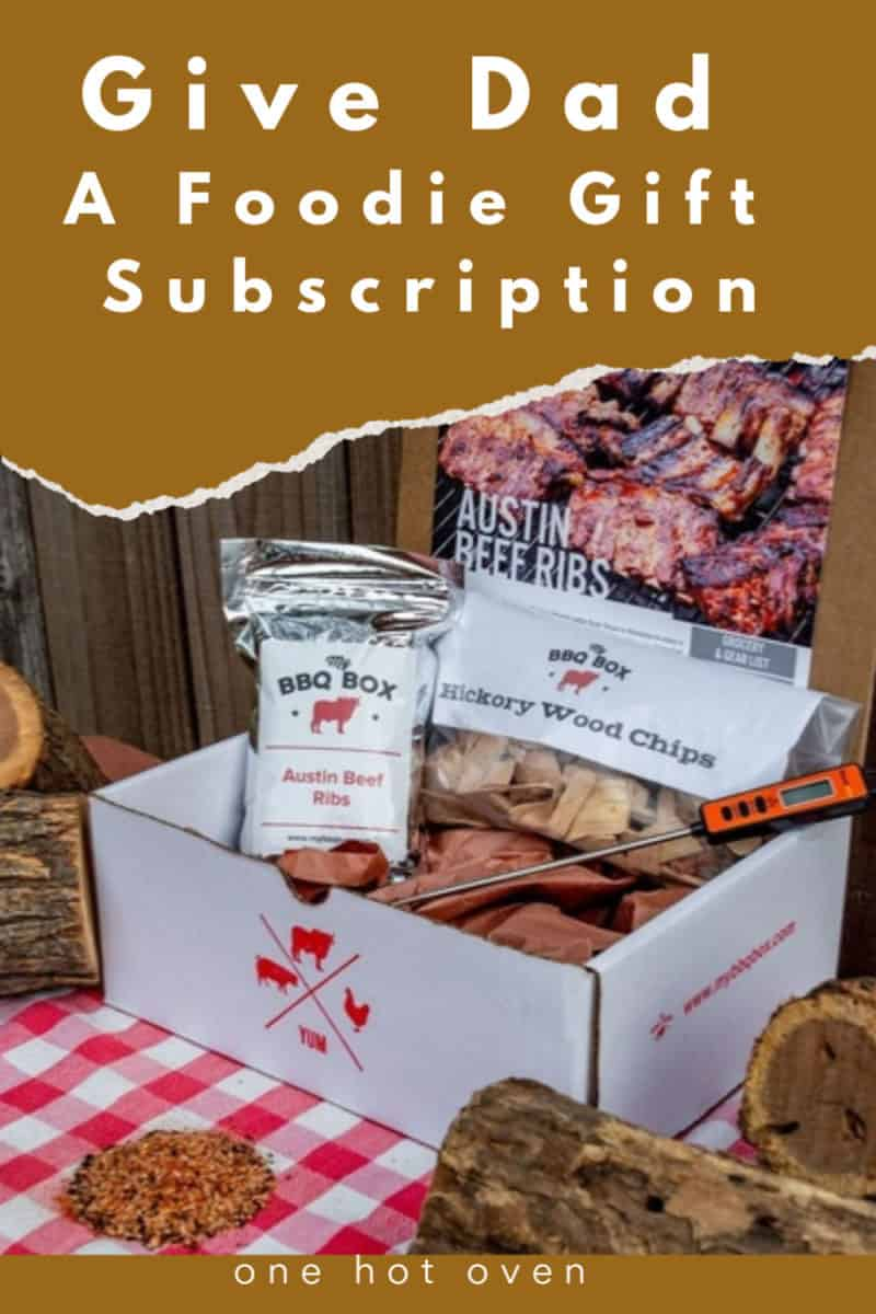 Food box subscription