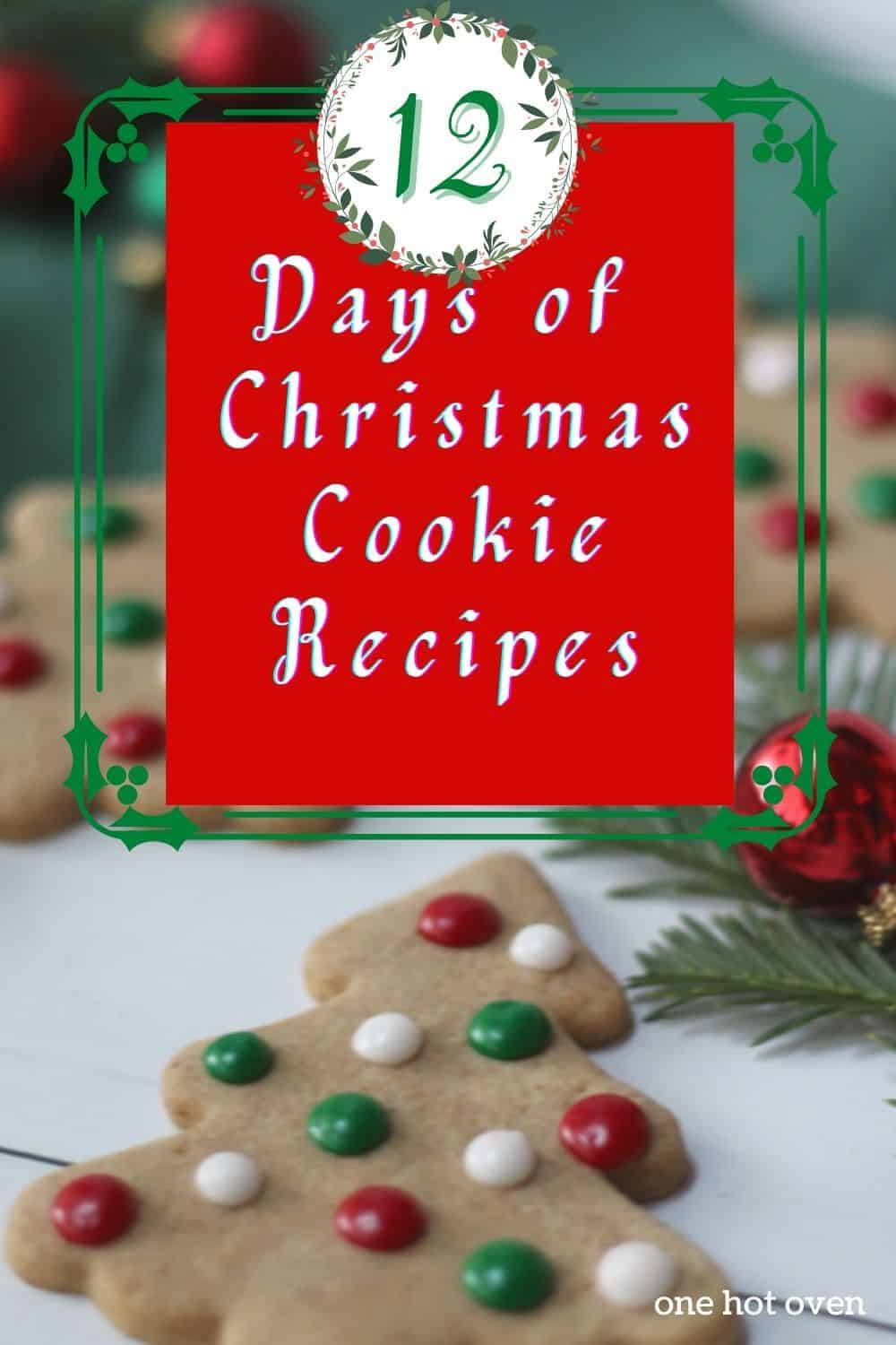 12 Christmas Cookies recipes